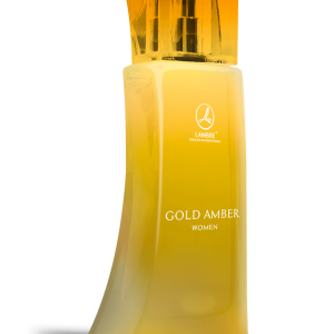 GOLD AMBER WOMEN by LAMBRE APA DE PARFUM PENTRU FEMEI 75ML EDP75ML GOLD AMBER WOMEN