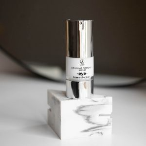SER CONTUR OCHI ANTI AGING PE BAZA DE PUDRA DE DIAMANTE, COLAGEN, VITAMINA B3 SI ULEI DE MACADAMIA CELLULAR DIAMOND SERUM EYE LUXE COLLECTION 20ML